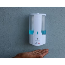 Automatic Infrared Sensor Sanitizer Dispenser | 500 ml | Safe Guard